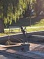 Giardini murati particolare fontana di Tonino Cortese.jpg