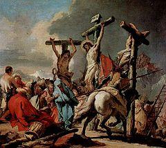 Imagini pentru RASTIGNIREA LUI IISUS