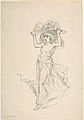 Girl Carrying a Tray with Four Heads MET DP805061.jpg