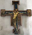 Giunta pisano, crocifisso di s. domenico, 1250 ca. 02.JPG
