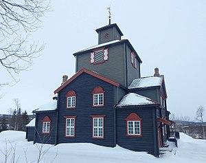 Glåmos Church - Image: Glåmos kirke