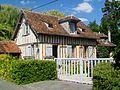Glaignes (60), maison à colombages, rue du bois Berlette.jpg