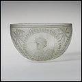 Glass bowl decorated with four busts in roundels MET DP104768.jpg