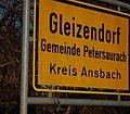 Gleizendorf Ortsschild 1166.JPG