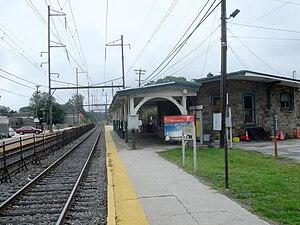 Glenside station - Glenside station