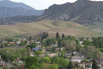 Glenwood, Utah - Image: Glenwood, Sevier County, UT
