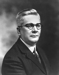 Gerardo Machado President of Cuba from 1925 to 1933