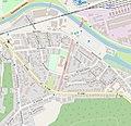 Golianova ulica bb mapa.jpg