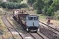 Goodrington Sidings with engineering wagons.JPG