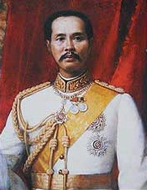 Michele Gordigiani - Image: Gordigiani Chulalongkorn 1898
