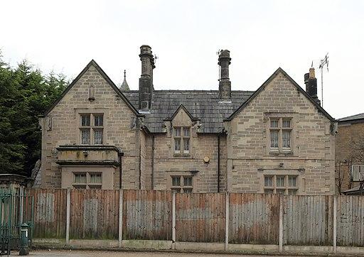 Gothic Lodge, Birkenhead Park