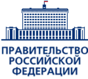 Government of Russia - Image: Government.ru logo