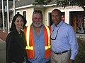 Governor Patrick, Registrar Kaprielian, MassDOT Foreman LaFlamme, June 9, 2011 (5836177584).jpg