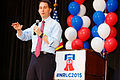 Governor of Wisconsin Scott Walker at Northeast Republican Leadership Conference in Philadelphia PA June 2015 by Michael Vadon 15.jpg