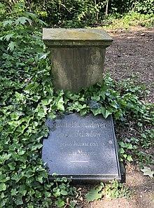 Grabstätte Sophie und Richard Hasenclever (2020) (Quelle: Wikimedia)
