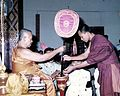 Graduation in Buddhist theology in Thailand.jpg