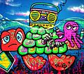 Graffiti in Shoreditch, London - Graff on Turtles by Pixie (9422241289).jpg