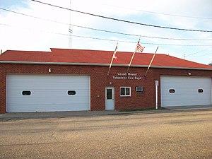 Grand Mound, Iowa - Volunteer Fire Department