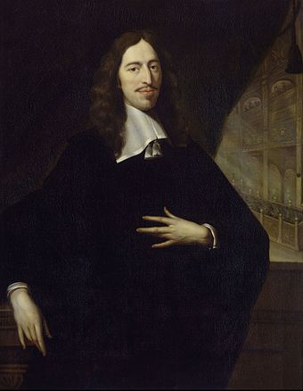 Johan de Witt took over William's education in 1666. Grand Pensionary Johan de Witt.jpg