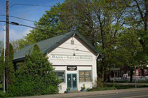 Grand Ronde, Oregon - The Grand Ronde public library