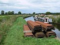 Grand Union Canal near Ratcliffe on Soar - geograph.org.uk - 556660.jpg