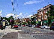 Grandin Road Commercial Historic District