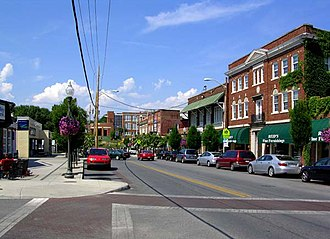Roanoke, Virginia - The Grandin Village