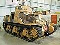 Grant Medium 3 Tank, Bovington Tank Museum - Dorset. (5977194158).jpg