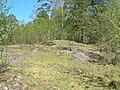 Gravfält RAÄ77 Kyrkparken Årsta 01.jpg