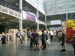 Great British Beer Festival - GBBF 2016