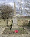 Great Preston War Memorial - Preston Lane - geograph.org.uk - 741006.jpg