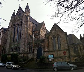 Image illustrative de l'article Cathédrale Saint-Luc de Glasgow