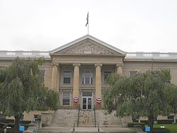 The Greene County Court House