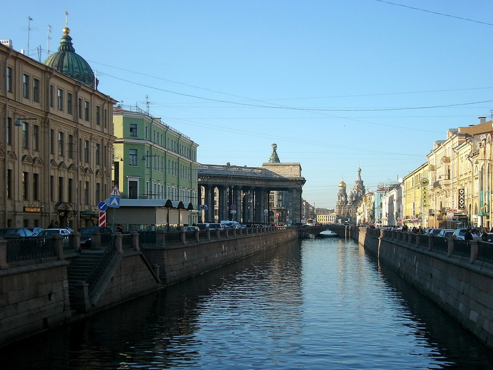 Griboyedov Canal 2