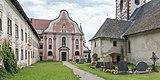 Griffen Stift Pfarrkirche Mariä Himmelfahrt und alte Pfarrkirche Unsere Liebe Frau 06072015 5612.jpg