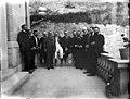 Groupe dhommes réunis pour la commission internationale des Transpyrénées, Cascatelles, Ax-les-Thermes, 18 juillet 1907 (6262663639).jpg