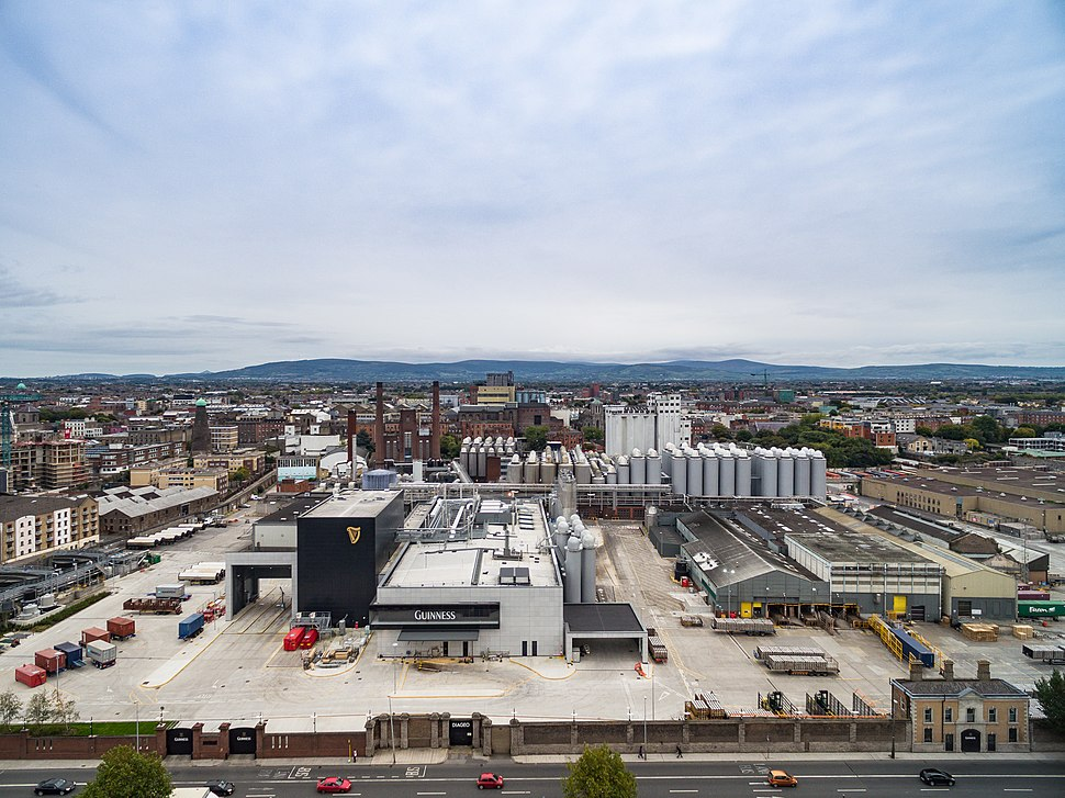 Guinness Brauerei in Dublin, Irland (22138993785)