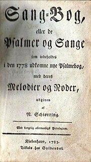 Guldbergs hymnal