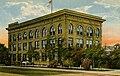 Gulf & Ship Island Railroad office building, Gulfport, Mississippi 1910.jpg