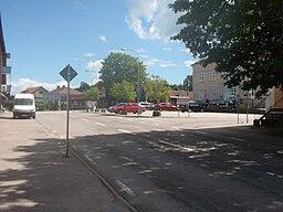 Gullspångs centrum 2009