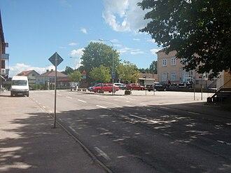 Gullspång - Gullspång in 2009