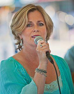 Gunilla Backman Swedish female singer