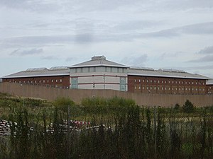 HM Prison Edinburgh - Image: H.M. Prison, Saughton geograph.org.uk 1532252