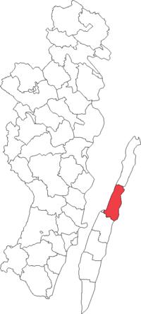 Köpingsviks landskommune i Kalmar amt