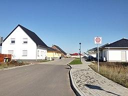Hanfweg in Halle