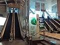 HK 灣仔北 Wan Chai North 香港會展 HKCEC interior escalators n exhibition Fine Art Asia November 2020 SS2.jpg