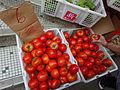HK STT Shek Tong Tsui 屈地街 Whitty Street food vegetable stall shop red Tomato July 2015 DSC.JPG