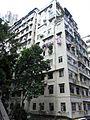 HK Sheung Wan 2-8 Po Hing Fong 03 facade Aug-2012.JPG