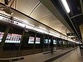 HK TKL 調景嶺站 Tiu Keng Leng MTR Station platform December 2019 SS2 03.jpg