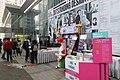 HK TKL 香港知專設計學院 Hong Kong Design Institute HKDI Open Day booth Design Nov 2017 IX1.jpg